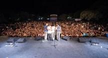 Nilüfer Müzik Festivali 75 bin kişiyi buluşturdu