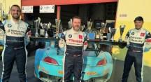 Borusan Otomotiv Motorsport İtalya'da podyumda