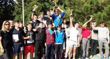 Nilüferli atletlerin kros başarısı