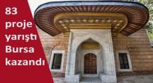TKB'nin büyük ödülü Bursa'nın