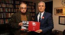 Bozbey'den Cumhuriyet Gazetesi'ne destek ziyareti