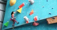Ulusal Tırmanış Yarışları'nda ödüller sahiplerini buldu