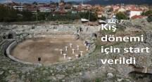 Roma Tiyatrosu'nda etkinlikler başladı