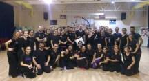 Ünlü koreograftan Nilüfer Halk Dansları Topluluğu'na eğitim