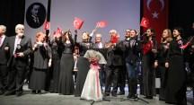 Yüzüncüyıl Korosu'ndan unutulmaz konser