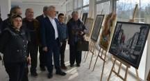 Bozbey 'Sevgilim Sanat Sergisi'ne hayran kaldı