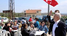 """Başköy'de """"Dede Helvası"""" birlikteliği"""