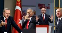 MHP lideri Bahçeli cuma günü Bursa'da