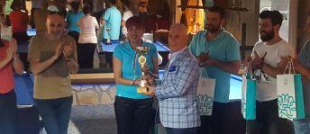 Birincilik ödülü Ece Tamer'in