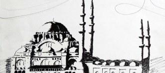 Mimar Sinan eserleri eskiz yarışması sonuçlandı