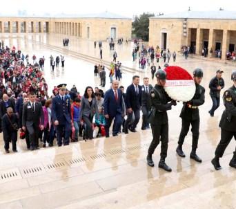 Mudanyalı 1283 öğrenci Ata'nın huzurunda