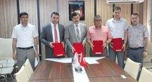 Bursa'daki ceza evlerinde kalan hükümlülere mesleki eğitim