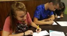 Gençlerden vekillere mektup