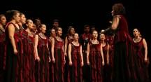 Türkiye'yi gururlandıran korolardan muhteşem konser