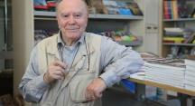 Adnan Özyalçıner, Kitap Fuarı'nın Onur Yazarı oldu