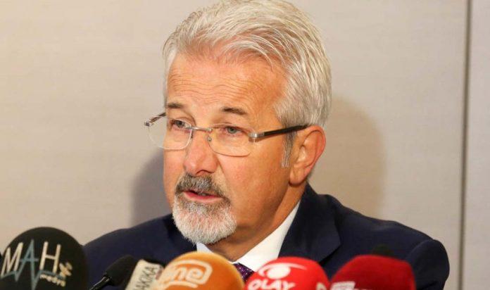 Başkan Erdem'den iddialara yanıt