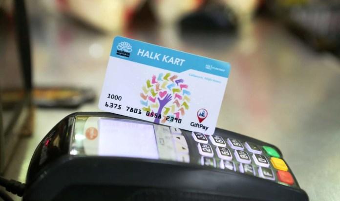 Nilüfer'de ihtiyaç sahiplerine Halk Kart desteği