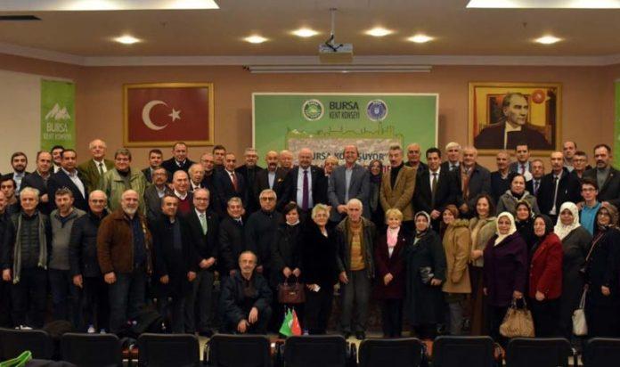 Bursalılar 'Kent Konseyi'nin 2020 gündemi için buluştu