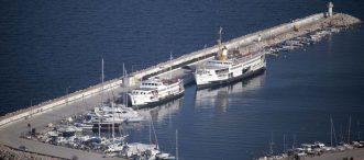 Güzelyalı Yat Limanı artık Büyükşehir'in