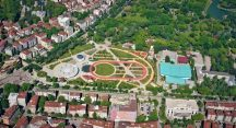 Atatürk Spor Salonu ile Atatürk Yüzme Havuzu bu ay yıkılıyor