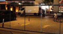 Kapısı güven vermeyen otoparkta 12 TL sabit ücret