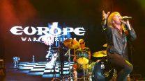 """Europe'nın Bursa konseri  """"unutulmazlar"""" arasına girdi"""
