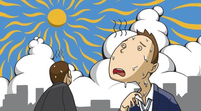 Hissedilen Sıcaklık ile Normal Sıcaklık Arasındaki Fark Nedir?