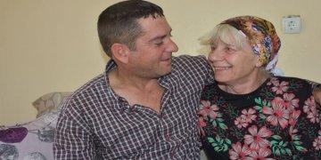 Alman vatandaşı kadın engelli eşine 10 yıldır kol kanat geriyor