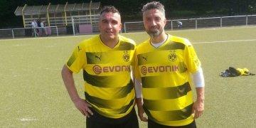 Borussia Dortmund U 32´de iki Hasan