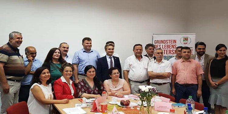 Dortmund'da Anadilimiz Türkçe İçin Anadili Çalıştayı