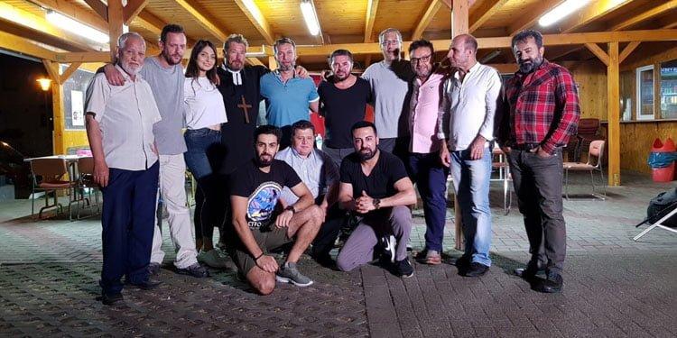 İslamofobi filminin çekimleri Almanya'da tamamlandı