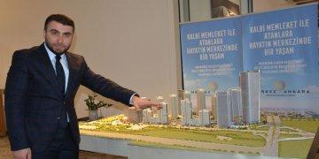 Merkez Ankara Lansman öncesi avantajlarla Almanya'da