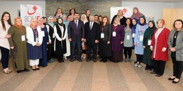 DİTİB Federal Kadın Kolları üçüncü dönem yeni yönetim kurulunu seçti
