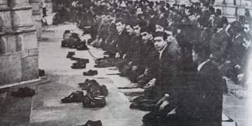 KÖLN KATDERALİNDE 3 ŞUBAT 1965'TE BAYRAM NAMAZI KILINMIŞTI