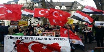 Mısır'daki idamlar Almanya'da protesto edildi