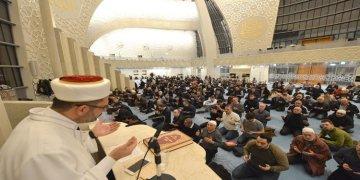 DİTİB Merkez Camii'nde Regaib Kandili Coşkusu