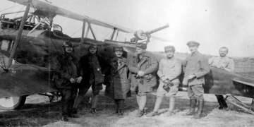 Çanakkale'de bir Alman 'Yüzbaşı Serno'