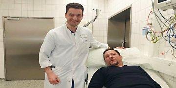 Bayer Leverkusen'in antrenörünün hayatını Türk doktor kurtardı