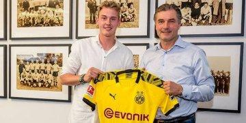 Dortmund'dan bir günde 3 transfer