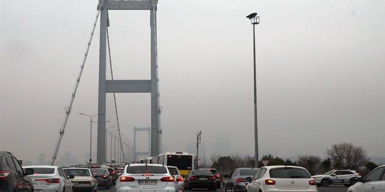 Gurbetçiler dikkat!!! Cezalı köprü geçişleri affedilecek
