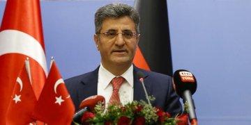 """""""Türkiye uluslararası dayanışma ve ortaklığın gayretli bir savunucusu"""""""