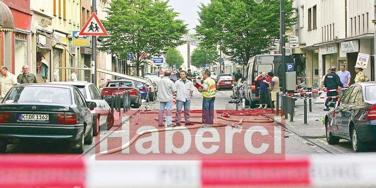 Almanya'da Keup Caddesi'ndeki bombalı saldırının 15. yılı
