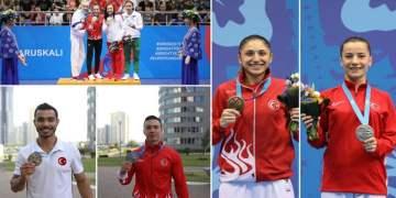 Türkiye 2019 Avrupa Oyunları'nı 15 madalya ile tamamladı