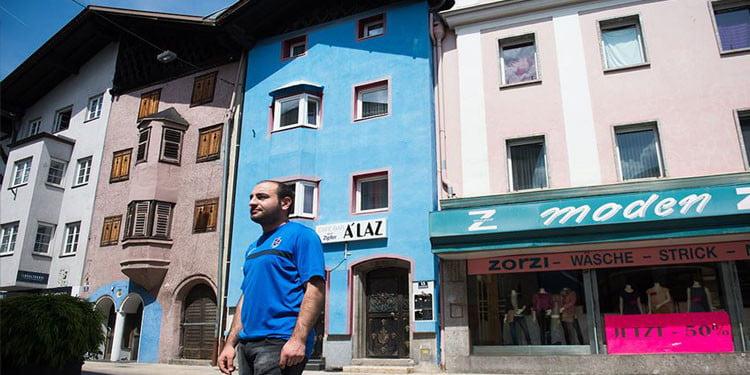Trabzonspor sevdası Avusturya'ya kafa tutturuyor