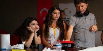 Türkiye Burslusu Öğrenciler Ankara Üniversitesi'nde Medya Atölyesi'ne Katıldı