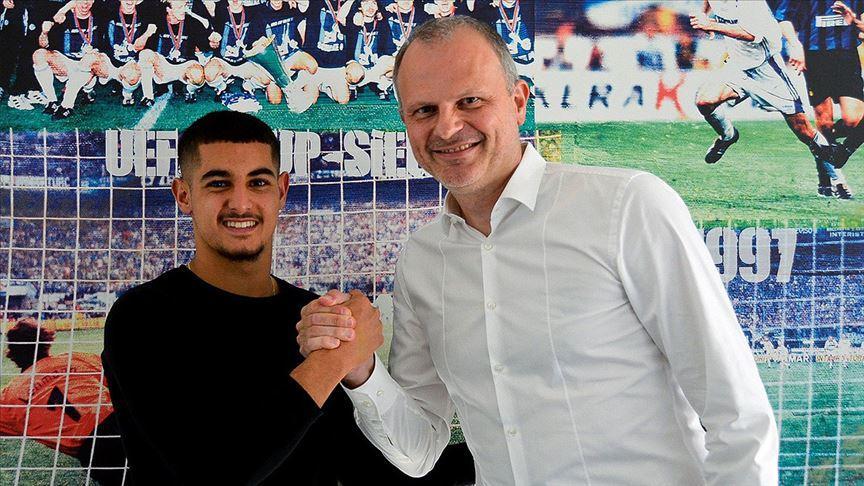 Levent Mercan Schalke ile 4 yıllık sözleşme imzaladı