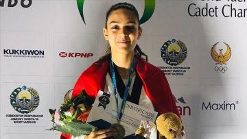 Zehra Begüm Kavukcuoğlu dünya şampiyonu