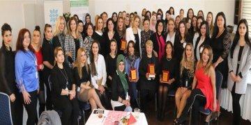 """Erciyes:""""Kadınların girdiği işin kalitesi yükseliyor"""""""