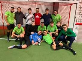 """Gençler  """"Camiler Arası Gençlik Futbol Turnuvası""""nda buluştu"""