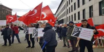 Hamit Paksoy'un polis kurşunuyla yaşamını yitirmesi protesto edildi